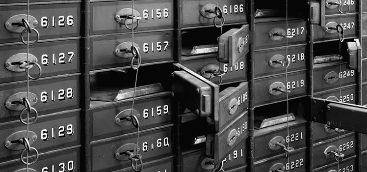 safety deposit box The International Affiliation of Writers Guilds web site designed by John Beadle