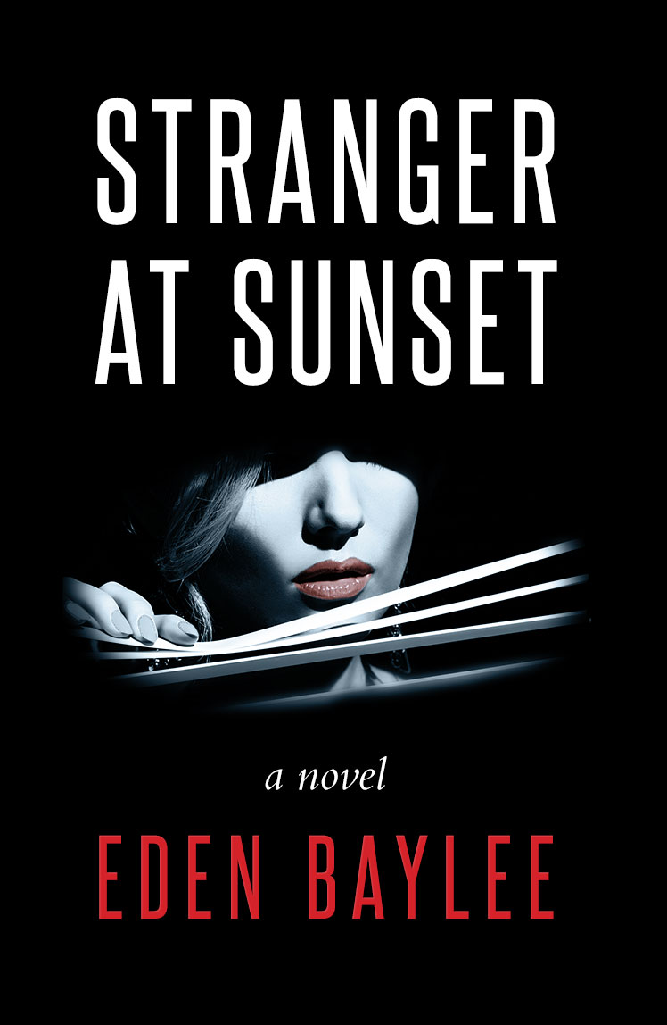 Stranger at Sunset cover design by John Beadle